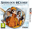 Sherlock Holmes: The Mystery of the Frozen City 3DS