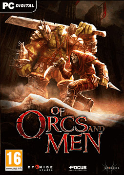 Of Orcs and Men PC Games Cover Art