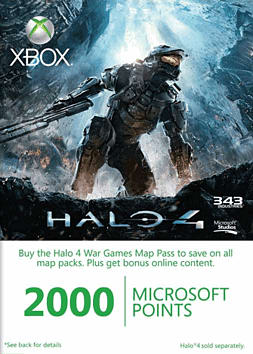 Halo 4 Season Pass Xbox Live Cover Art