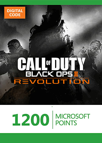 Call of Duty Black Ops II Revolution for Xbox LIVE at GAME