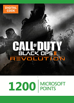 Call of Duty: Black Ops II - Revolution Xbox Live Cover Art
