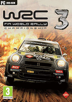 WRC 3 PC Games Cover Art