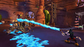 Disney Epic Mickey 2: The Power of Two screen shot 12