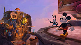 Disney Epic Mickey 2: The Power of Two screen shot 6