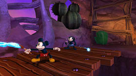 Disney Epic Mickey 2: The Power of Two screen shot 8