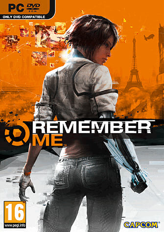 Remember Me for PC, Xbox 360 and PS3 at GAME