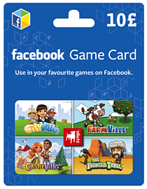 Facebook Game Card - £10 Gifts