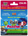 Fight My Monster Gift Card - £14.95 Gifts
