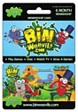 Bin Weevils 6 Month Membership Card Gifts