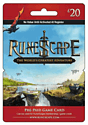 Runescape Game Card - £20 Gifts