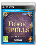 PlayStation Move Starter Pack with Wonderbook: Book of Spells screen shot 7