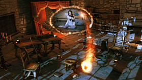 PlayStation Move Starter Pack with Wonderbook: Book of Spells screen shot 18