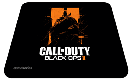 SteelSeries QcK Call of Duty: Black Ops II Gaming Surface - Orange Edition Accessories