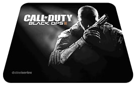 SteelSeries QcK Call of Duty: Black Ops II Gaming Surface - Soldier Edition Accessories