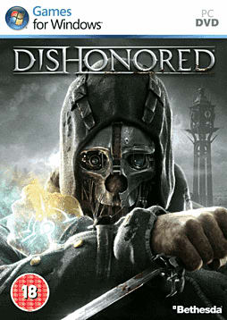 Dishonored PC Games Cover Art