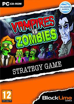 Vampires vs. Zombies PC Games