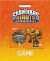 GAME Stores £20 Skylanders Giants Gift Card Gifts