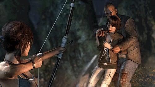 скачать игру Tomb Raider Survival Edition через торрент - фото 8