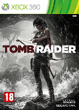 Tomb Raider Deluxe Collector's Edition Xbox 360 Cover Art