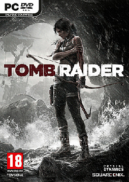 Tomb Raider Deluxe Collector's Edition PC Games Cover Art
