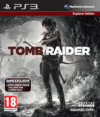 Tomb Raide ron PS3, Xbox360 and PC at GAME