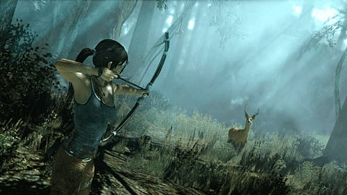 Tomb Raider on PlayStation 3, Xbox 360 and PC at GAME