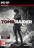 Tomb Raider GAME Exclusive Explorer Edition PC Games