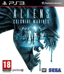 PS3 ALIENS COL MARINES CE PlayStation 3 Cover Art