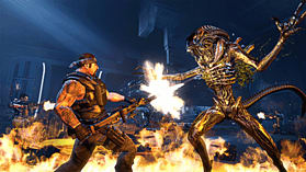 PS3 ALIENS COL MARINES CE screen shot 1