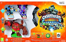 Skylanders Giants Starter Pack Nintendo-Wii