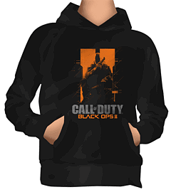 Call of Duty: Black Ops II Hoody - XL Clothing and Merchandise