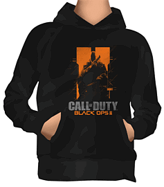 Call of Duty: Black Ops II Hoody - Large Clothing and Merchandise