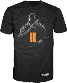 Call of Duty: Black Ops II T-Shirt - Small Clothing and Merchandise