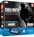 Limited Edition Exclusive Call of Duty: Black Ops Declassified PS Vita (Wifi Only) with Call of Duty: Black Ops Declassified PS Vita