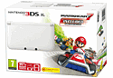 Nintendo 3DS XL White with Mario Kart 7 3DS