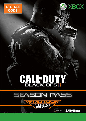 Call of Duty: Black Ops II Season Pass on Xbox LIVE for Xbox 360 at GAME