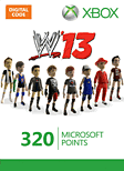 WWE 13 Avatar Items Xbox Live
