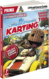 LittleBigPlanet Karting Strategy Guide Strategy Guides and Books