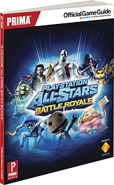 PlayStation All-Stars Battle Royale Strategy Guide Strategy Guides and Books