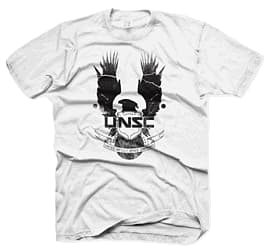 Halo 4 UNSC T-Shirt - Small Clothing and Merchandise