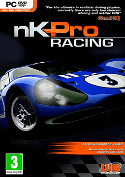 nKPro Racing PC Games Cover Art
