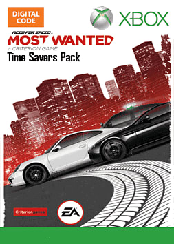 Need for Speed: Most Wanted - Time Saver Pack Xbox Live Cover Art