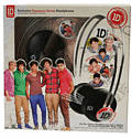 One Direction SnapCaps On-Ear Headphones - Black Accessories