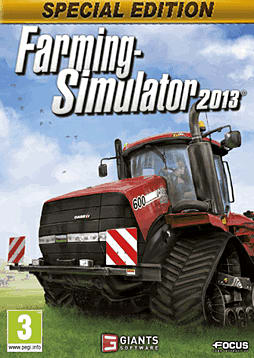Farming Simulator 2013 - GAME Exclusive Special Edition PC Games Cover Art