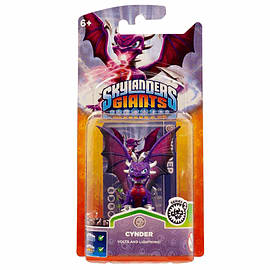Cynder- Skylanders Giants Series 2 Figurines Toys and Gadgets