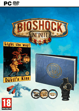 BioShock Infinite Premium Edition PC Games Cover Art