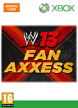 WWE 13 Fan Axxess Xbox Live