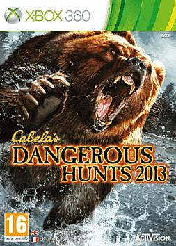 Cabela's Dangerous Hunts 2013 Xbox 360