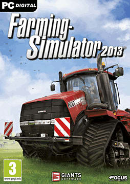 Farming Simulator 2013 PC Games Cover Art