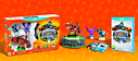 Skylanders Giants screen shot 1